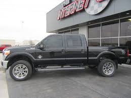 100 Ford 2015 Truck Used Super Duty F350 SRW 4WD Crew Cab 156 XLT At The