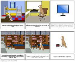 100 Uw Odegaard Hours Doggo Puts A Book On Reserve Storyboard By Lkjklj