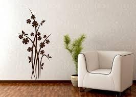 wandtattoo gräser pflanzen wandtattoos