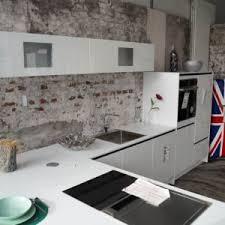 nobilia design l küche weiß hochglanz lack grifflos mit hängeschränken