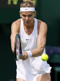 Lucie Safarova Of The Czech Republic Wore Pleated Tennis Dress Without Incident In First Round Wimbledon AP