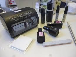 review sensationail gel nail starter kit paperblog