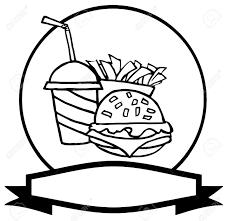 1300x1262 Burger clipart soda