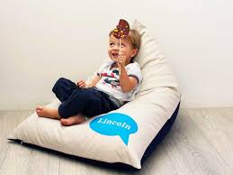 Awesome Child Bean Bag Chair Personalized D77 About Remodel Perfect Interior Design Ideas For Home