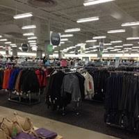 Nordstrom Rack West Farm Shopping Center Discount Store in