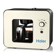 Haier Brew Automatic Coffee Makers 4 Cup With Grinder Machines