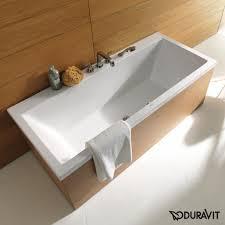 duravit vero rechteck badewanne einbauversion oder