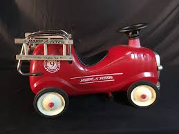 VINTAGE RADIO FLYER FIRE TRUCK RIDE ON KIDS TOY, 27'' LONG Rescue Fire Truck Hip Hooray Amazoncom Kid Motorz Engine 6v Red Toys Games Ride On Toy Kids Car Children Push Along Outdoor Wheels Electric 1938 Classic Pedal Vintage Radio Flyer Fire Truck Ride On Kids Toy 27 Long Adventure Force Mighty Walmartcom Baghera Speedster Pompier Mee Ldon Best Choice Products Truck Speedster Metal Engine Little Tikes Spray And Freds Jolly Roger