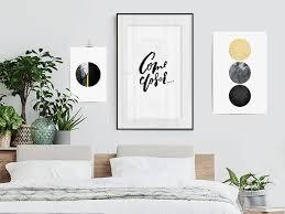 wandbilder für dein schlafzimmer artboxone