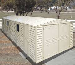 4x8 Metal Storage Shed by Discount Vinyl Garage 10x30 5 Includes Foundation Kit