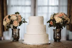 Simple Wedding Cake Vancouver