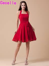 popular wedding red short dresses buy cheap wedding red short