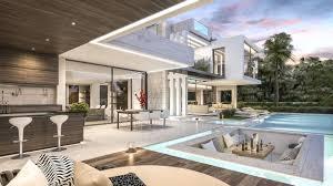 100 Villa House Design Jumeirah Dubai B8 Architecture And Studio