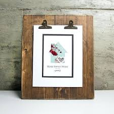 First Apartment Gift Ideas Our Personalized Home Map Key New House Housewarming