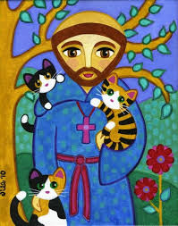 celebrate world animal day in the spirit of st francis