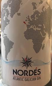 100 Nordes Atlantic Galician Gin