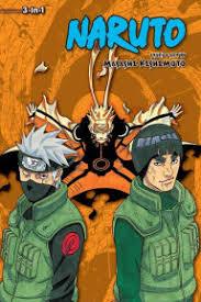 Naruto 3 In 1 Edition Vol 21 Includes Vols