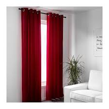ikea curtains red decorate the house with beautiful curtains
