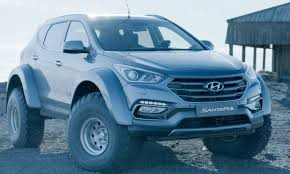 Hyundai Santa Fe Returns A Shackleton To The Antarctic - SPONSORED ...