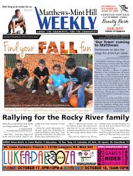 Pumpkin Patch Charlotte Nc Providence Rd by Matthews Mint Hill Weekly By Carolina Weekly Issuu