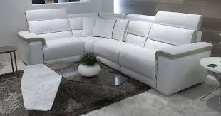 canape angle cuir relax electrique angle panoramique arizona avec ou sans relaxation plusieurs coloris
