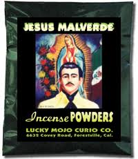 Jesus Malverde Magic Ritual