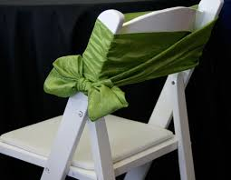 Diy Chair Sash Buckles by Best 25 Chair Ties Ideas On Pinterest Elegant Party Decorations