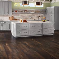 Trafficmaster Glueless Laminate Flooring Lakeshore Pecan by Pergo Outlast Molasses Maple 10 Mm Thick X 6 1 8 In Wide X 47 1