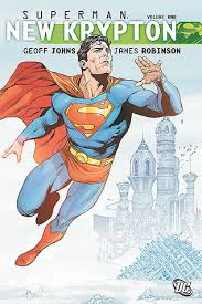 Superman New Krypton Vol 1 By Geoff Johns
