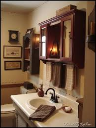 Photos Of Primitive Bathrooms by 34 Best Bathroom Images On Pinterest Country Primitive