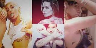 Best Tattoo Ideas Inspired By The 22 Hottest Female Celebrity