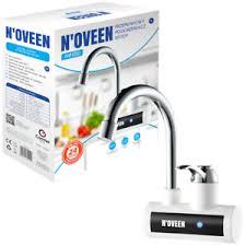 Elektrischer Wasserhahn Durchlauferhitzer Armatur Mischbatterie Details Zu Elektrisch Durchlauferhitzer Wasserhahn Waschtisch Küche Bad Armatur 3600w