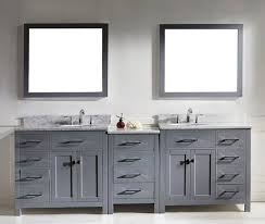 Lowes Canada Medicine Cabinets by Cowry Shaker Style Bathroom Vanity Lowes Canada 48 Inch Single