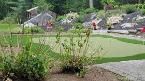 Backyard Putting Greens Massachusetts   Home Putting Greens By Mark's Artificial Putting Greens Field Of Green Grass Made Perfect Backyards Cool Backyard Synthetic Warehouse Little Bit Funky How To Make A Backyard Putting Green Diy Install Your Own L Turf Best 25 Ideas On Pinterest Outdoor Lake Shore Sport Court Building Golf Hgtv Neave Sports In Kansas City