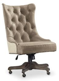 Tempur Pedic Office Chair Canada by Hooker Furniture Vintage West Executive Desk Chair With Tufted