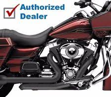 Vance And Hines Dresser Duals 16799 by True Dual Header Pipes Ebay