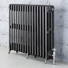 Terma Oxford Russet Freestanding Cast Iron Radiator 470 X 1180
