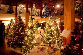 Christmas Tree Inn Spa Nh by The Annual Festival Of Trees Returns Next Weekend Mill Falls