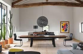 raffinierte esszimmermöbel aus naturholz team 7