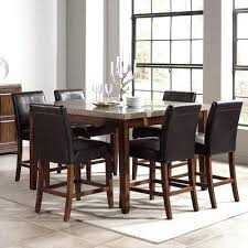 wayfair round dining room table set glass white sets modern
