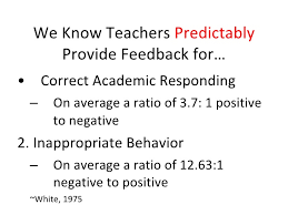 High Rates Of Positive Feedback 24