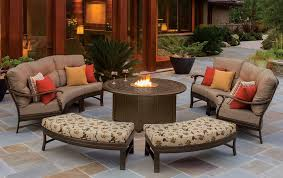 Gensun Patio Furniture Cushions by Tropitone Furniture Rocky Mountain Patio