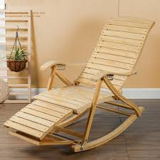 Amazon.com : Rocking Chairs MEIDUO Adjustable Chaise Lounge ...