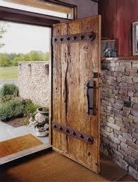 Doors Rustic Wood Entry Sliding Best 25 Front Ideas On Pinterest