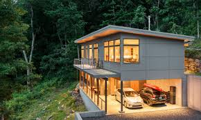 Passive Solar Residence In Asheville, North Carolina. Steep Slope ... Backyards Ergonomic Designer Garden Shed Cadagucom Homes 23 Catarsisdequiron Storage Sheds And Buildings Custom Build Options Tuff Fruitesborrascom 100 Images The Best Home Mighty Cabanas Precut Cabins Play Houses Advantages Of Modern Shed Modern House A Tiny Cabin In An Allamerican Town Offers A Designer Respite Inspiring Plan 3d House Golesus Snowrelated Design Architecture Dezeen Style Homes Small Plans Your Outdoor With Free Design Ideas