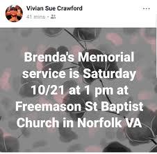 Brenda Dixon Obituary Alexander North Carolina