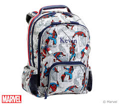 Allover Spider-Man™ Backpacks | For My Boy | Pinterest | Spider ... Pottery Barn Star Wars Bpack Survival Pinterest New Kids Batman Spiderman Or Star Wars Small Mackenzie Blue Multicolor Dino For Your Vacations Ltemgtstar Warsltemgt Droids Wonder Woman Mini Prek Back Pack Cele Mai Bune 25 De Idei Despre Wars Bpack Pe Play Cstruction Bpacks Rolling Navy Shark