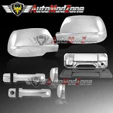 Awesome Great 07-13 Toyota Tundra Double Cab Chrome 4 Door Handle ... Tyger Abs Triple Chrome Plated A Pair Mirror Covers 9706 Ford Putco Peel And Stick Installation Replacement Carbon Fiber Cf Mirror Covers For Bmw F10 F30 F26 F16 Upgrade Performancestyle Ugplay Towing Mirrors 2pcs Landrover Discovery 3 And 4 05 Onwards Stainless Steel Polaris Slingshot Side View By Tufskinz Agency Power Carbon Fiber Door Set Of 2 Mini Cooper Avs 687665 42018 Chevy Silverado Trim Vw Touareg 2008 2011 Silver Wing Cap 52016 F150 Skull Replacement