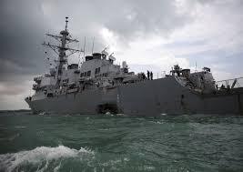 Uss America Sinking Photos by North Korea Mocks Uss John S Mccain Incident And Threatens To