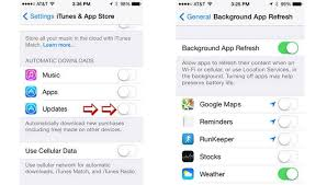 How to make your iPhone s battery last longer with iOS 7 TreeHugger